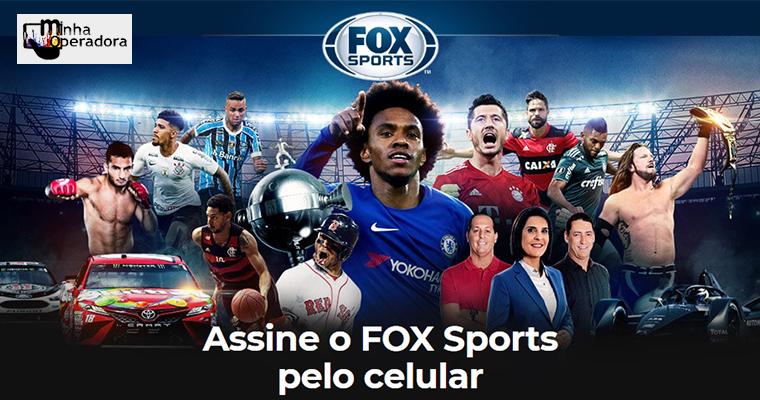 Canais do FOX Sports podem ser assinados por aplicativo