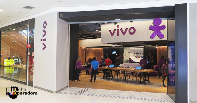 Vivo inaugura primeira Iconic Store em Minas Gerais
