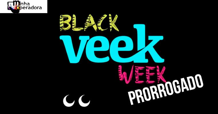 Veek prorroga promoção de recarga até o dia 30/11