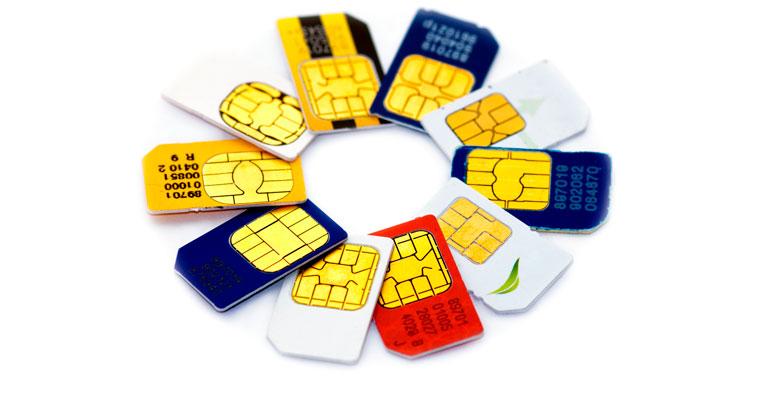 Foram desligados 111,8 mil chips móveis em setembro