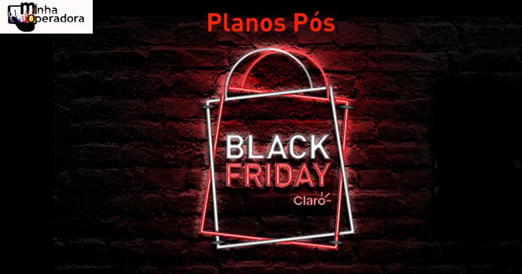 Black Friday: confira as ofertas para o Claro Pós