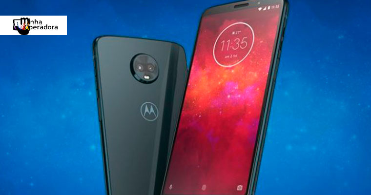 Black Friday: Moto Z3 Play por R$ 909 na Vivo