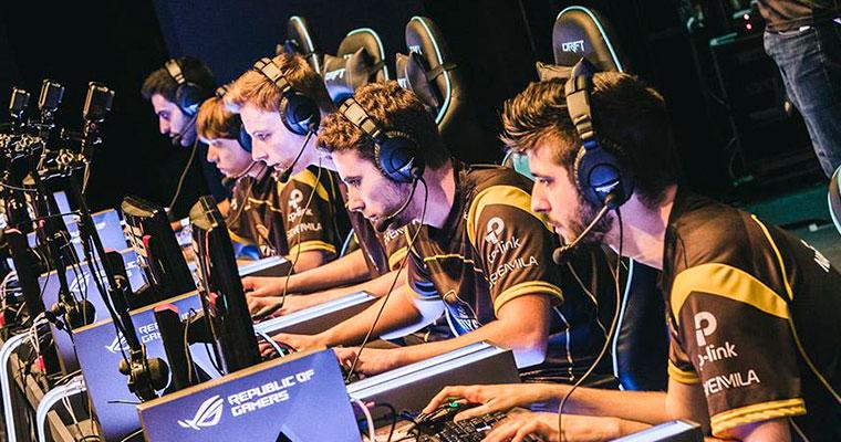NET é uma das patrocinadoras da Superliga de League of Legends