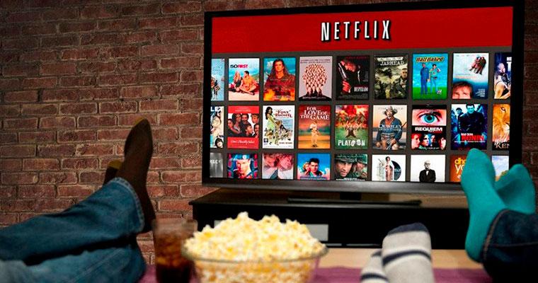 Netflix é o serviço que mais gera tráfego de dados na web
