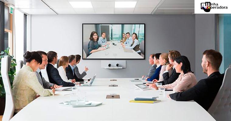 Oi lança novas soluções de telepresença para o mercado corporativo