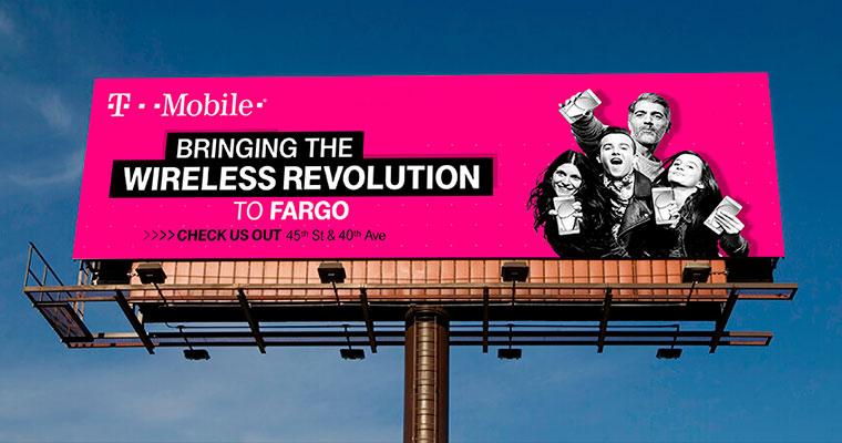 700 novas lojas! Ação de marketing da T-Mobile causa impacto