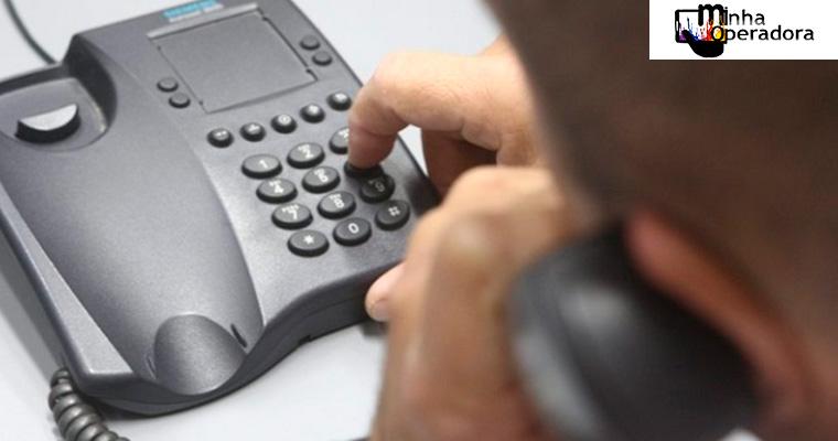 Anatel: telefonia fixa registra queda de 4,89% em 12 meses