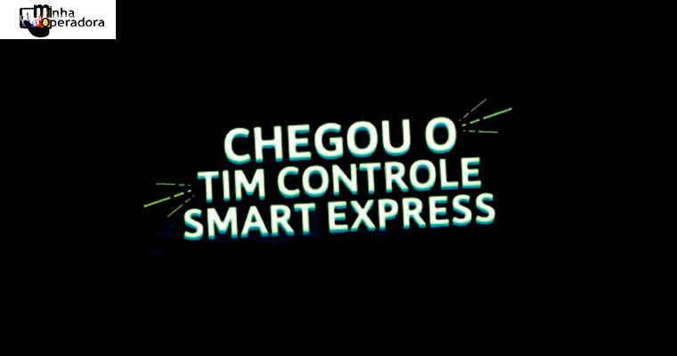 Conheça o plano TIM Controle Smart Express