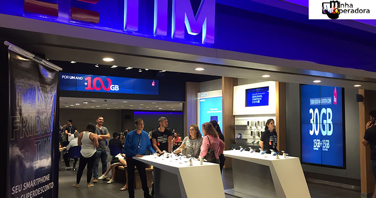TIM inaugura sua primeira loja digital em Pernambuco