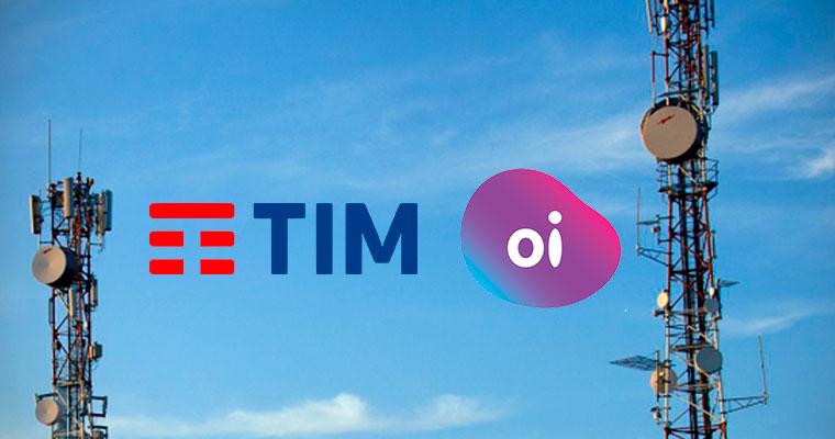 Cade aprova: TIM e Oi irão dividir rede 4G