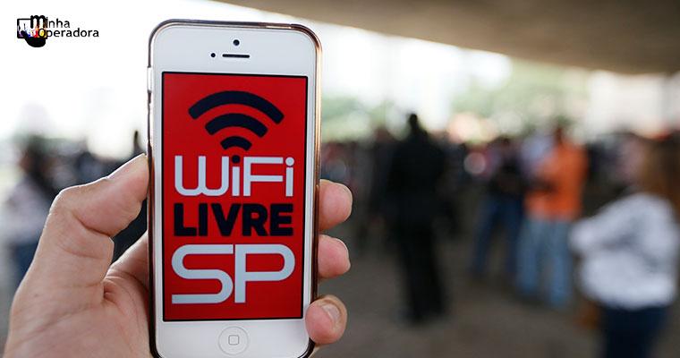 Programa WiFi Livre SP irá ganhar novos pontos na cidade
