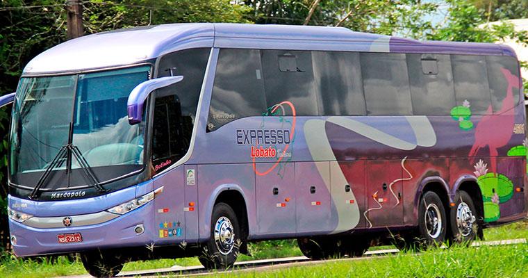 Linktel passa fornecer Wi-Fi para frotas de ônibus