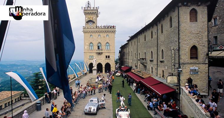 TIM ativa rede 5G em San Marino; cobertura de 99% do território