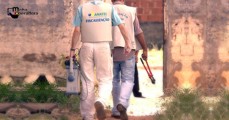Anatel apreende quase 127 mil produtos irregulares em cinco estados