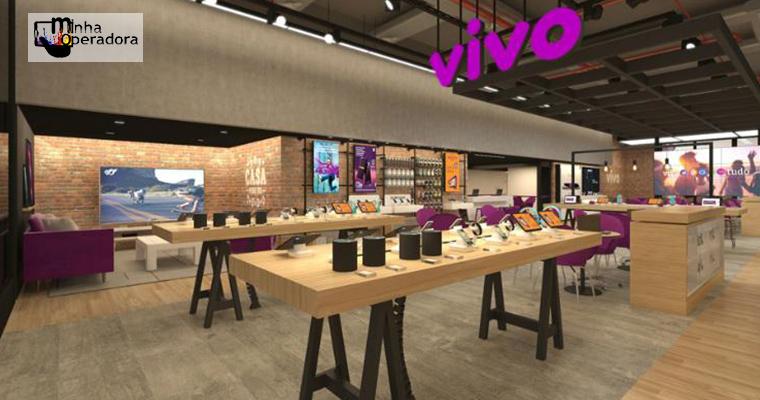 Centro-Oeste recebe a primeira loja Iconic Store da Vivo