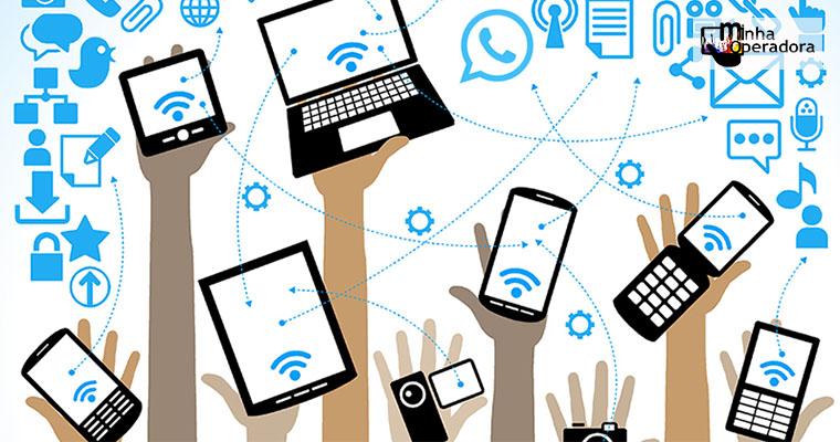 Claro e NET ampliam a rede de Wi-Fi para dez aeroportos