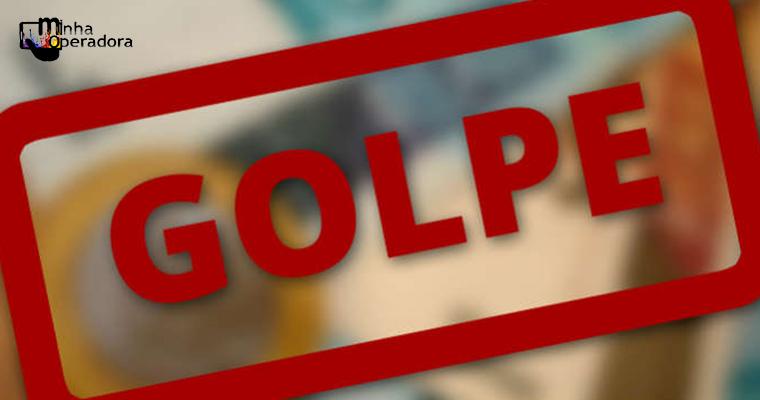 Família cai em golpe que usou o nome da Algar Telecom
