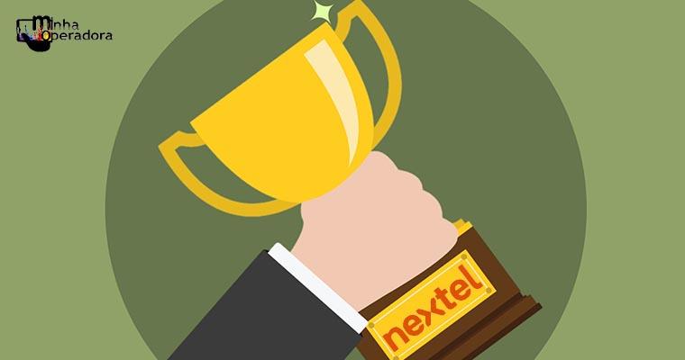 Nextel é eleita melhor operadora pela 4ª vez