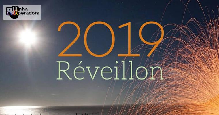 Operadoras reforçam sinal para aumento de fluxo no Réveillon 2019