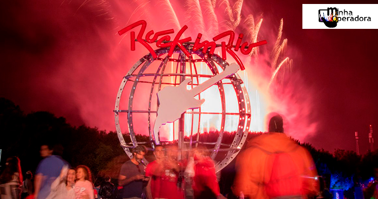 SKY será parceira do Rock in Rio 2019