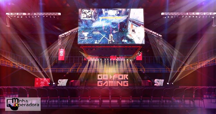 SKY patrocina evento beneficente de eSports