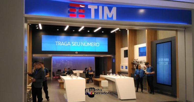 TIM faz promoção exclusiva para inauguração de lojas digitais em SP