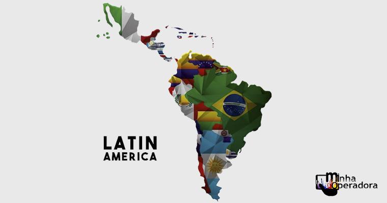 América Latina conta com 18 redes de VoLTE em 9 países