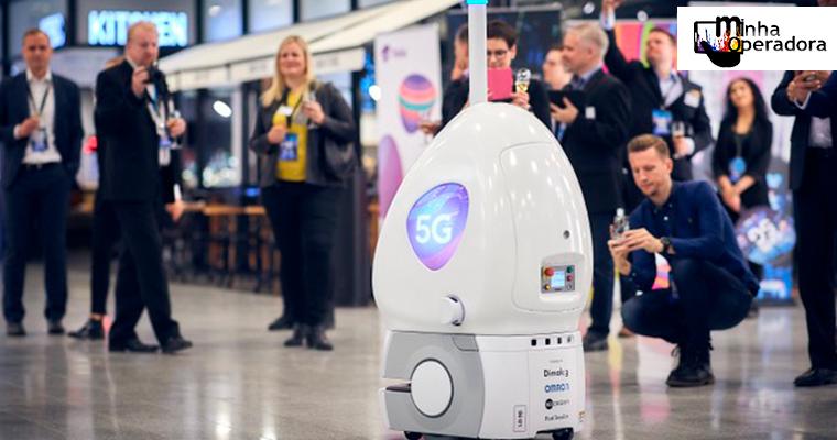 Aeroporto da Finlândia é o primeiro do mundo a oferecer conexão 5G