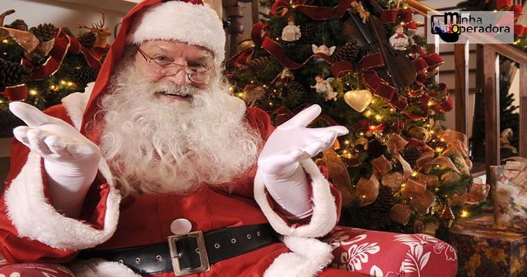 Vivo faz ação especial de Natal para crianças