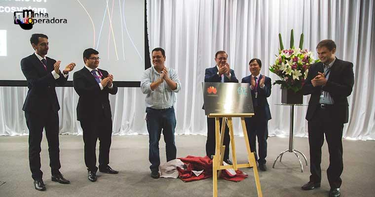 Huawei inaugura laboratório de IoT em Sorocaba