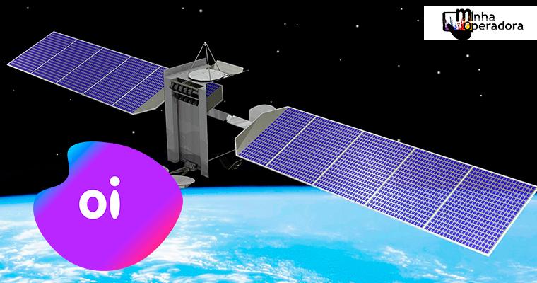 Oi lança serviço de banda larga corporativa via satélite