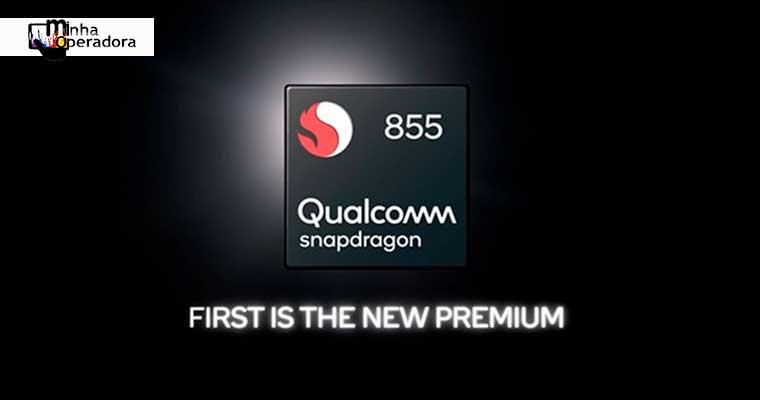 Novo processador da Qualcomm oferece suporte ao 5G