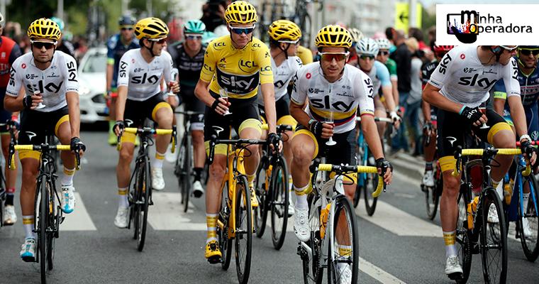 Após 10 anos: Sky irá abandonar ciclismo no fim de 2019