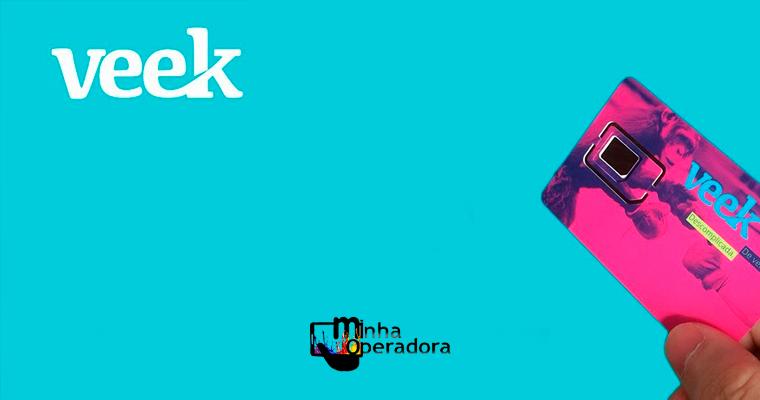 Veek anuncia nova promoção de recarga