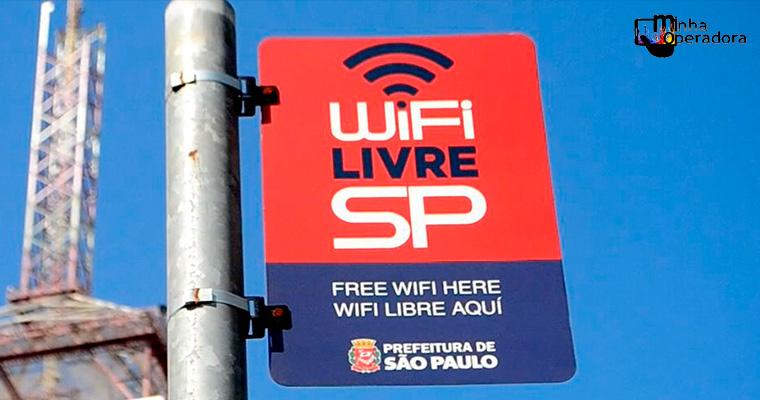 Wi-Fi público em SP contará com investimento da América Net