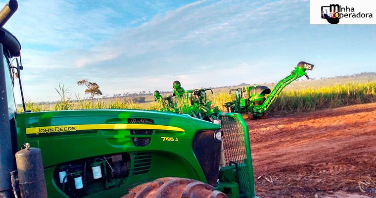 TIM fecha parceria com empresa de agronegócio