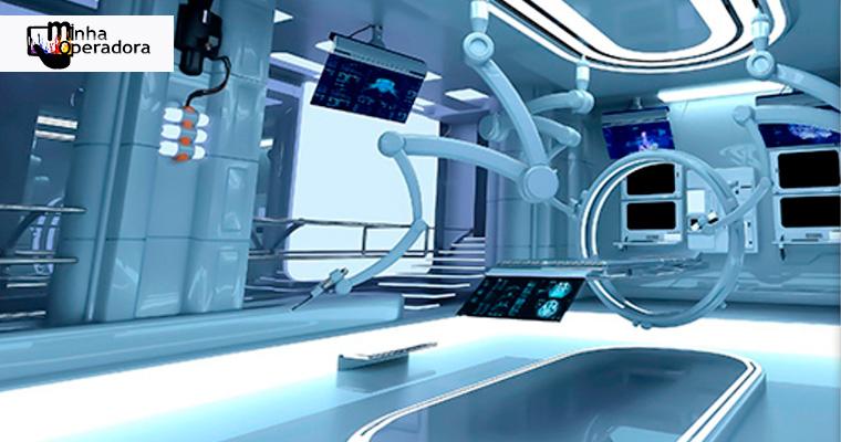 China realiza primeira cirurgia remota via rede 5G