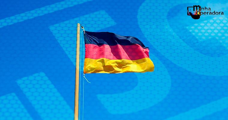 Quatro operadoras participarão do leilão 5G na Alemanha