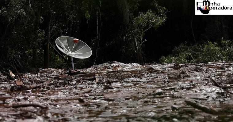 Sete operadoras de celular ajudarão a localizar vítimas de Brumadinho