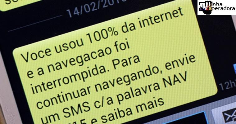 Operadoras não podem mais bloquear a internet pós-franquia no Ceará