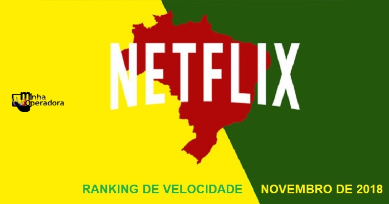 Netflix expõe a velocidade das operadoras na hora de carregar filmes