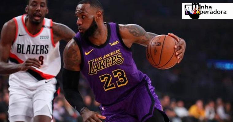 Clientes Vivo terão acesso liberado as rodadas de 5º feira da NBA