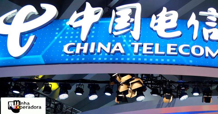 China Telecom é uma das interessadas na divisão móvel da Oi