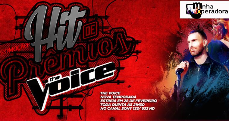 Concorra a uma viagem para assistir ao The Voice em Los Angeles