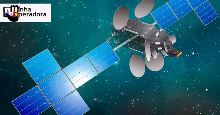 Embratel lança serviço de Banda Larga via satélite com Banda Ka
