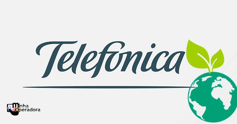 Telefónica é a primeira a emitir títulos verdes no setor de telecom
