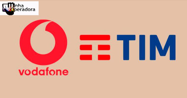 Vodafone e Telecom Italia firmam parceria em prol do 5G