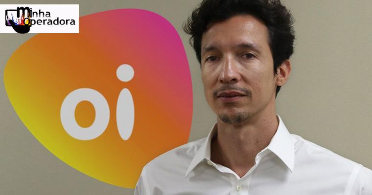 Oi anuncia Bernardo Scudiere como Diretor de Energia