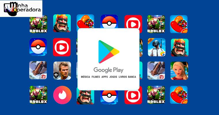Recarga TIM garante crédito para gastar na Google Play