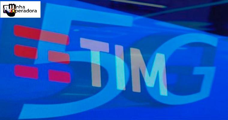 TIM investirá R$ 12,5 bilhões no Brasil até 2021